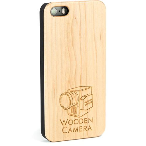 Wooden Camera Wooden Camera Logo Case for iPhone 5/5s WC-181700