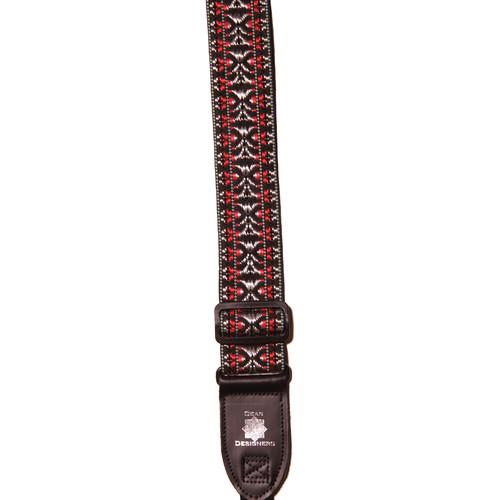 XP PhotoGear Woven Gear Designer Strap with Leather XPWS-23C