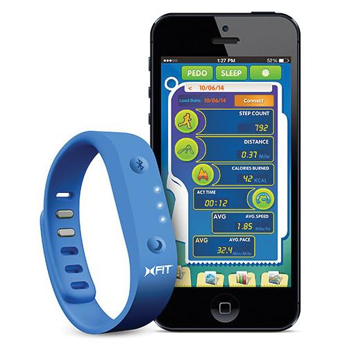 Xtreme Cables XFit Fitness Band with Bonus Wrist Band 40401