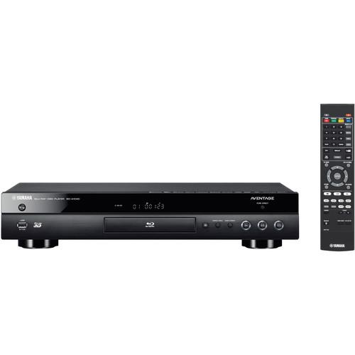 Yamaha AVENTAGE BD-A1040 Universal Wi-Fi and 3D BD-A1040BL