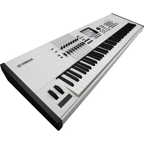 Yamaha MOTIF XF8 WH - Workstation Keyboard MOTIFXF8 WH