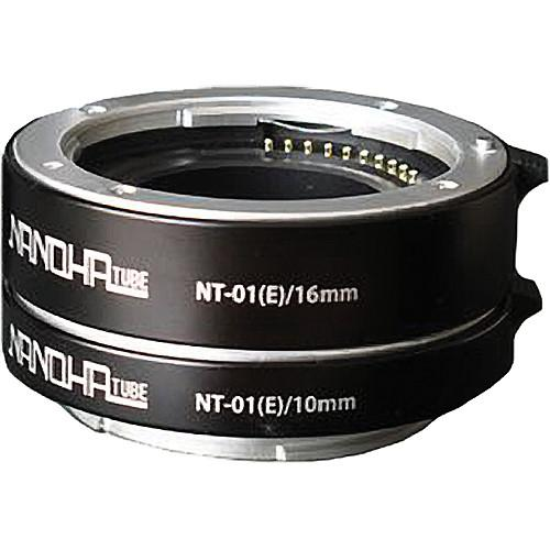 Yasuhara Nanoha Auto Extension Tube Set for Sony NEX YA26-NT01E