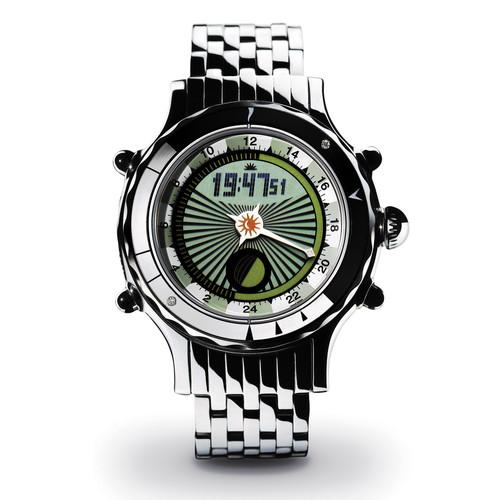Yes Watch L103.4 Kundalini Watch (Mirror Polish Finish) L103.4