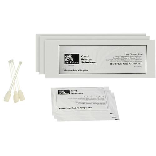 Zebra Print Station and Laminator Cleaning Kit 105999-704