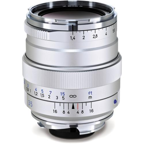 Zeiss 35mm f/1.4 Distagon T* ZM Lens for M-Mount 2109-165
