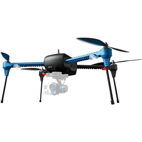 3DR  IRIS  Quadcopter with GoPro Mount 3DR0541