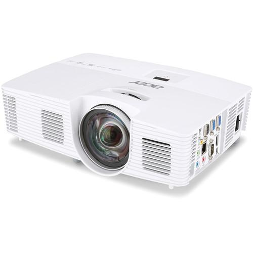 Acer S1383WHne 3200-Lumen WXGA Short-Throw DLP MR.JK211.00C