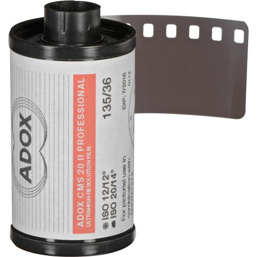 Adox CMS 20 II Professional Black and White Negative 1203622