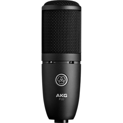 AKG P120 High-Performance General Purpose Recording 3101H00400