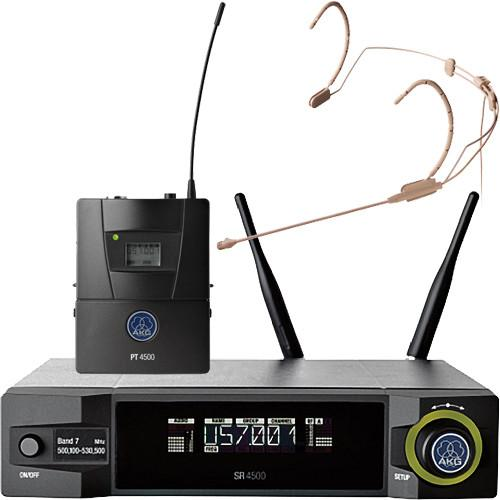 AKG WMS4500 HC577 Set Reference Wireless Microphone 3204Z00280