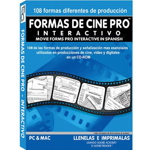 Alan Gordon Enterprises Movie Forms Pro - 1007-MOVIEFORMS