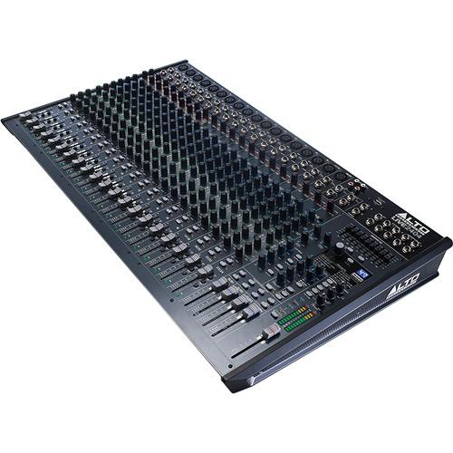 Alto Live 2404 Professional 24-Channel/4-Bus Mixer LIVE 2404
