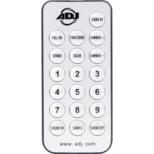 American DJ  IR Remote for Inno Pocket Spot UC IR