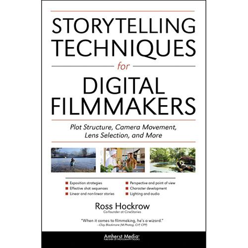 Amherst Media Book: Storytelling Techniques for Digital 1992