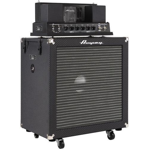 AMPEG Heritage B-15 All-Tube Bass Amplifier HB-15N