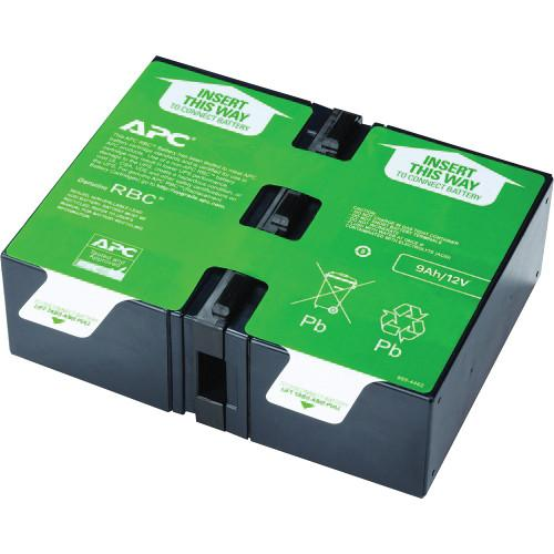 APC  Replacement Battery Cartridge #124 APCRBC124
