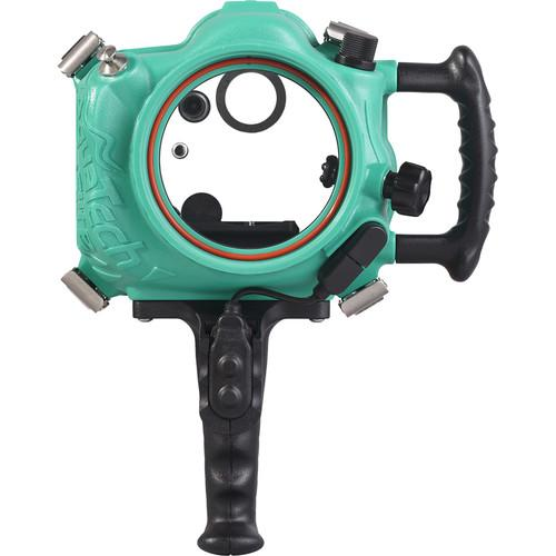AquaTech Compac 70D Underwater Sport Housing for Canon 70D 10302