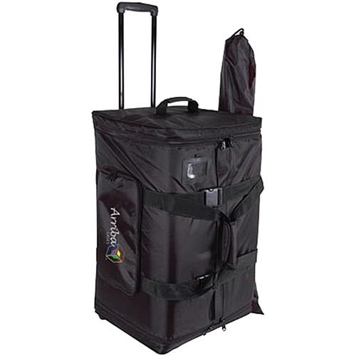 Arriba Cases AS-185 Rolling Bag for 15
