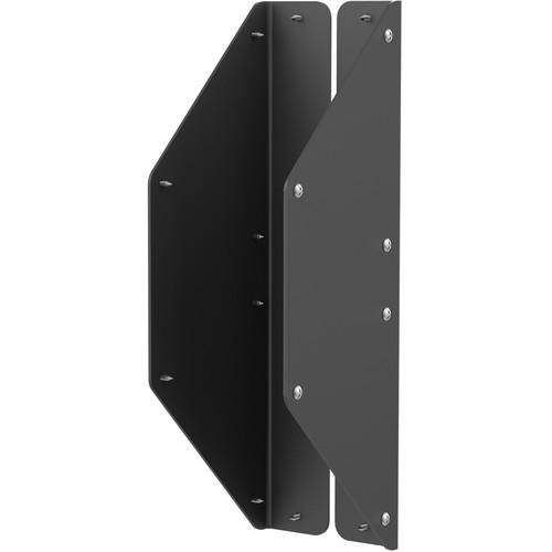Atlas Sound ALELCP-B A-Line Connector Plate (Black) ALELCP-B