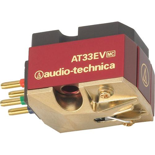 Audio-Technica AT33EV Dual Moving Coil Cartridge AT33EV
