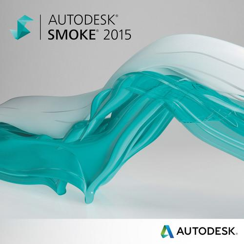 Autodesk Smoke 2015 with Advanced Support 982G1-WW2859-T981