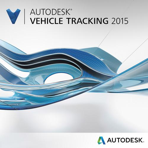 Autodesk Vehicle Tracking 2015 (Download) 955G1-WWR111-1001