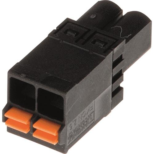 Axis Communications Connector A 2-Pin 5.08mm Straight 5505-301