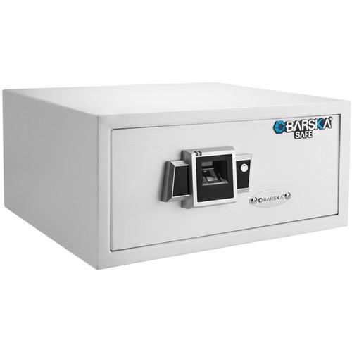 Barska  BX-300 Biometric Safe (White) AX12404