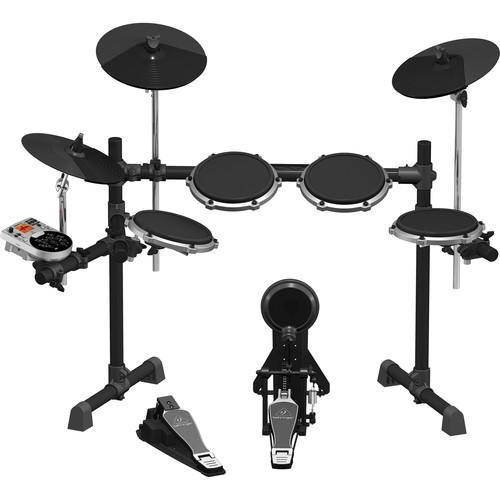 Behringer XD80USB 8-Piece Electronic Drumset with Drum XD80-USB