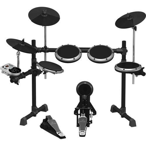Behringer XD8USB 8-Piece Electronic Drumset with Drum XD8-USB