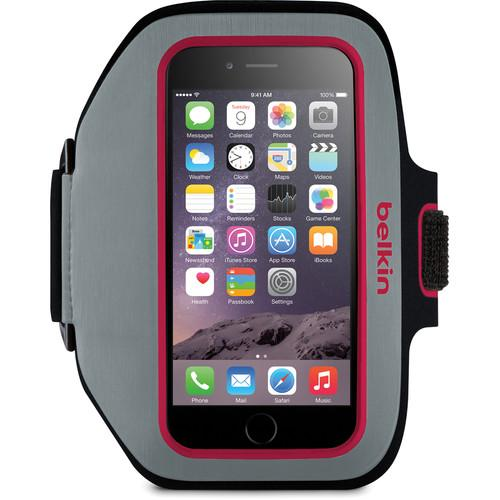 Belkin Sport-Fit Plus Armband for iPhone 6/6s F8W501BTC01