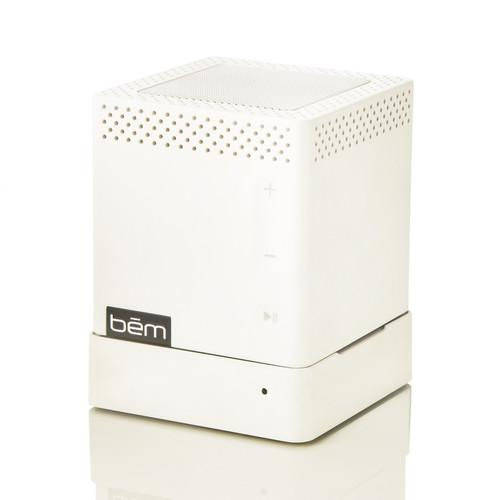 bem WIRELESS  Mojo Speaker (White) HL2739A
