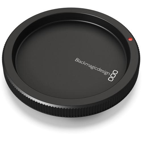 Blackmagic Design Replacement Body Cap BMCASS/LENSCAPPL