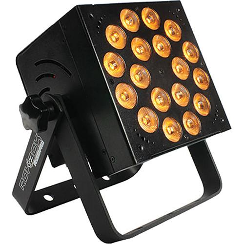 Blizzard Lighting RokBox 5 RGBAW Color Wash LED Fixture ROKBOX 5