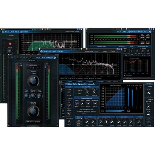 Blue Cat Audio Energy Pack Plug-In Bundle 11-31226