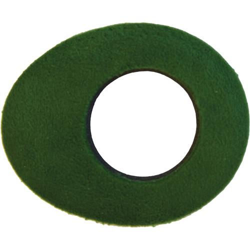 Bluestar Oval Large Fleece Eyecushion (Green) 90163