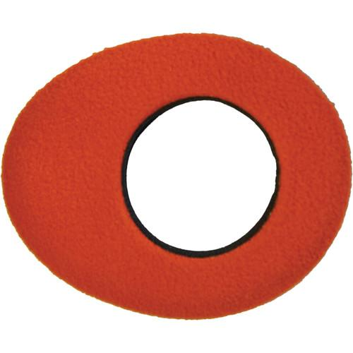 Bluestar Oval Large Fleece Eyecushion (Orange) 90161