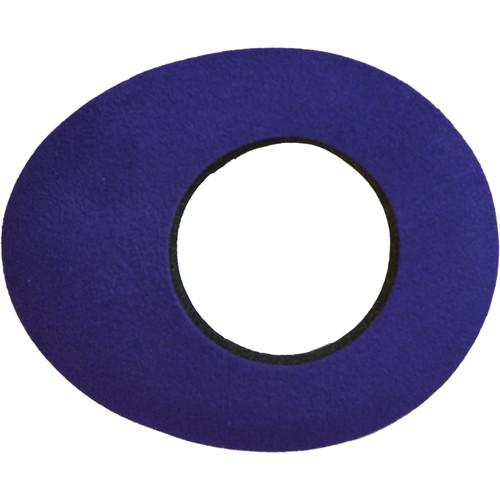 Bluestar Oval Large Microfiber Eyecushion (Purple) 90160