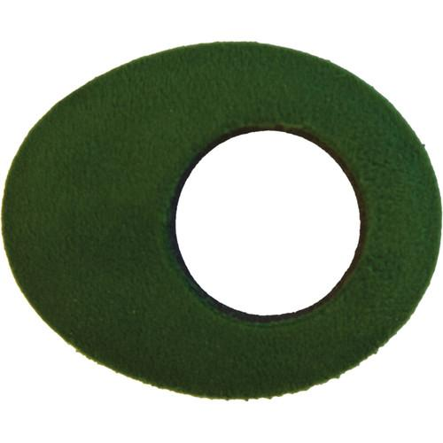Bluestar Oval Small Fleece Eyecushion (Green) 90171