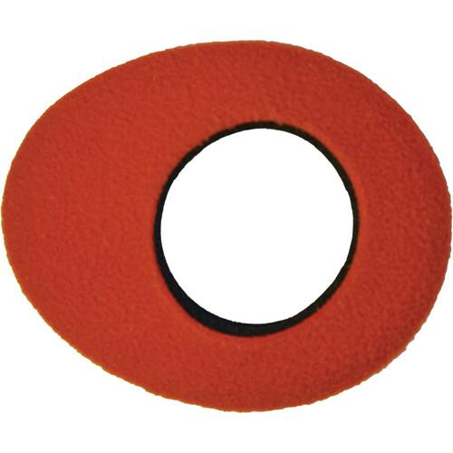 Bluestar Oval Small Fleece Eyecushion (Orange) 90169
