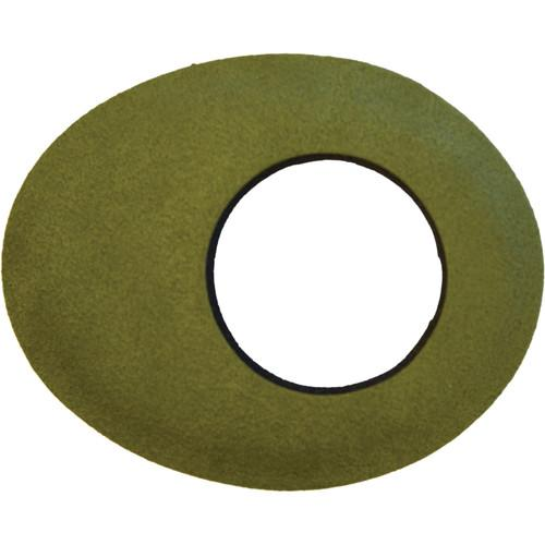 Bluestar Oval Small Microfiber Eyecushion (Green) 90165