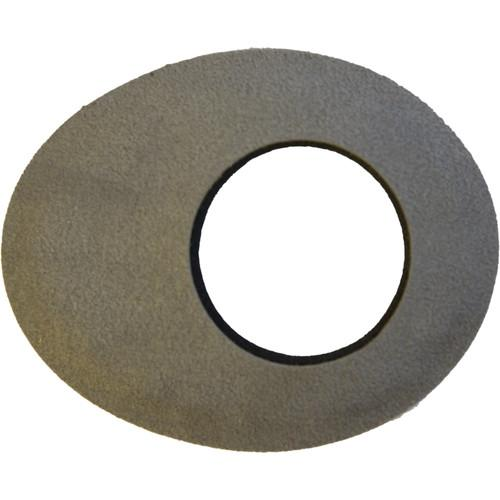 Bluestar Oval Small Microfiber Eyecushion (Grey) 90164
