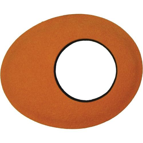 Bluestar Oval Small Microfiber Eyecushion (Orange) 90166