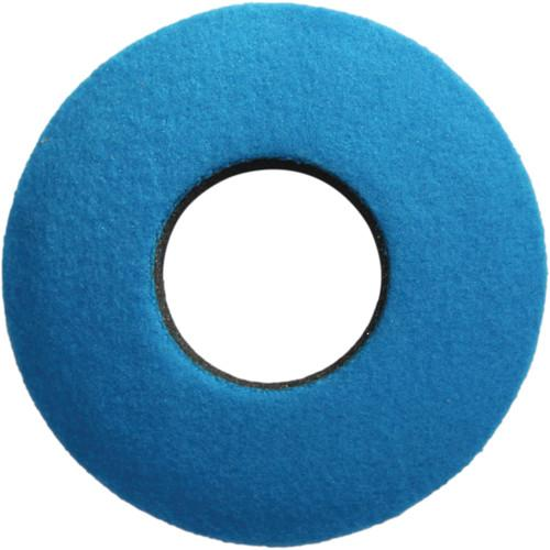 Bluestar Round Extra Small Fleece Eyecushion (Blue) 20111