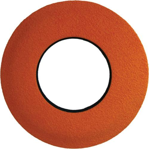 Bluestar Round Small Microfiber Eyecushion (Orange) 20158