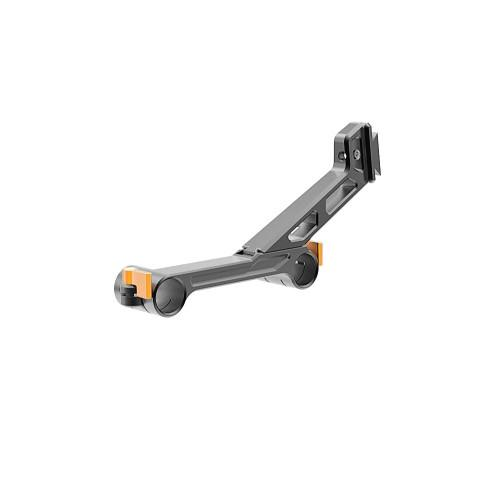 Bright Tangerine 19mm Studio Swing Away Arm B1200.1030