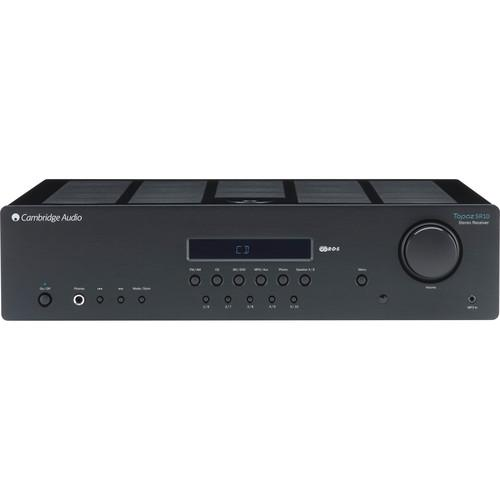 Cambridge Audio Topaz SR10 AM/FM Stereo Receiver CAMBTOPASR10BL