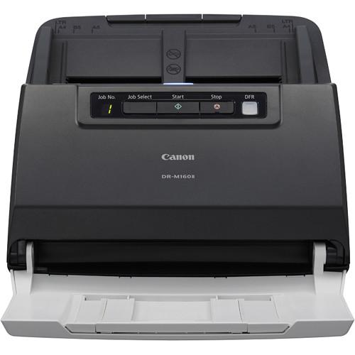 Canon imageFORMULA DR-M160II Office Document Scanner 0114T279