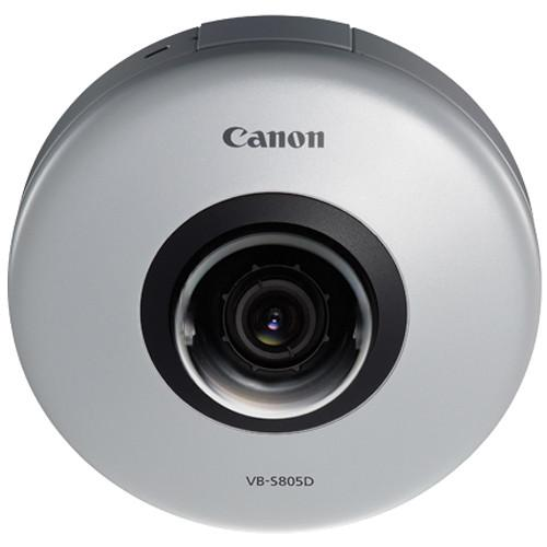 Canon VB-S805D 1.3MP Network Indoor Micro-Dome Camera 9900B001