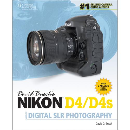 Cengage Course Tech. Book: David Busch's Nikon's 1285084586